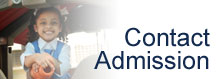 Contact Admission